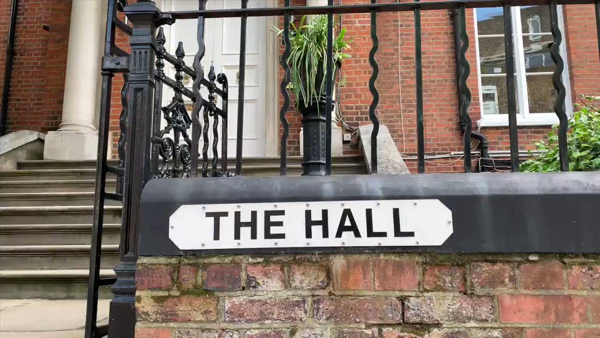 Image for the Tweet beginning: The Hall School returns, for