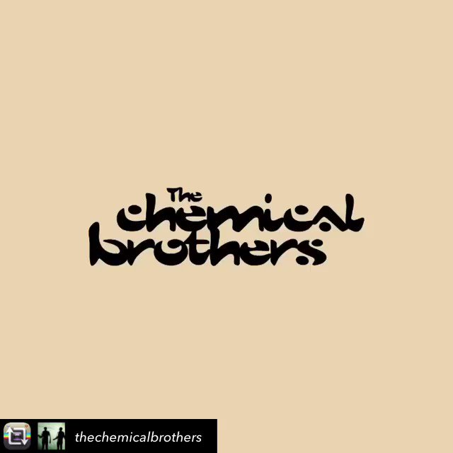 Out for #recordstoreday2020 @ChemBros + @TheAvalanches REMIX 🥳 Artwork by #ME 🤪 https://t.co/9ZhgtivEdl
