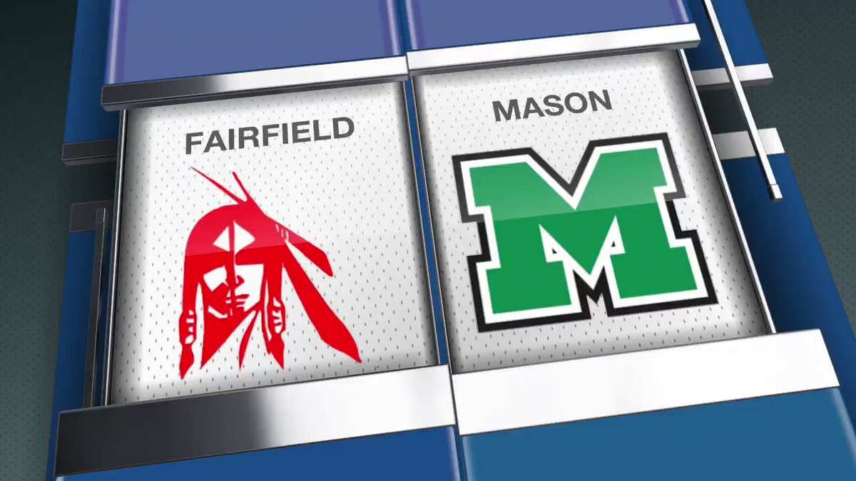 """This sky is on fiiiiiiiire."" (I'm sorry)  @MasonCometsFB gets off to a nice start with a win over Fairfield.   @nolanmccormick5 @fox19 #Fox19FinalQuarter @MHSsportsradio @ChaseVanell https://t.co/qFLYy0ZnAY"