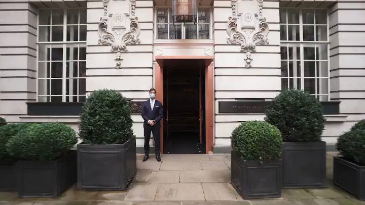 Absolutely love this! Well done Rosewood London. Can't wait to visit