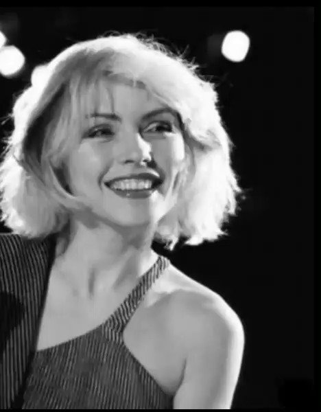 Debbie Harry's isolated vocals from Heart of Glass