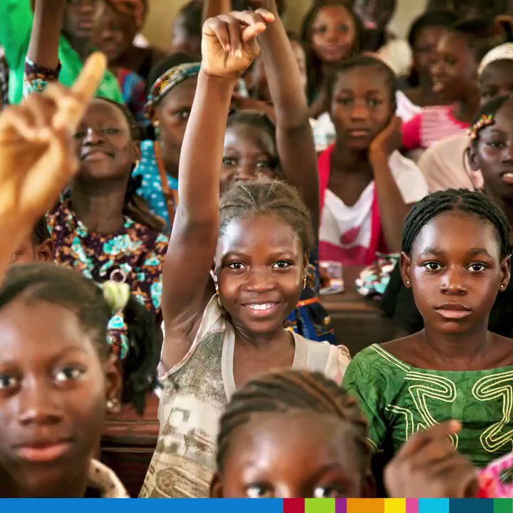 11 million girls are at risk of not going back to school due to the #COVID19 crisis.  We cannot afford to lose the hard-earned gains we've made towards gender equality. We must ensure that #LearningNeverStops for all girls.  https://t.co/hCIIjOR9gG https://t.co/S4Po6RZwG0