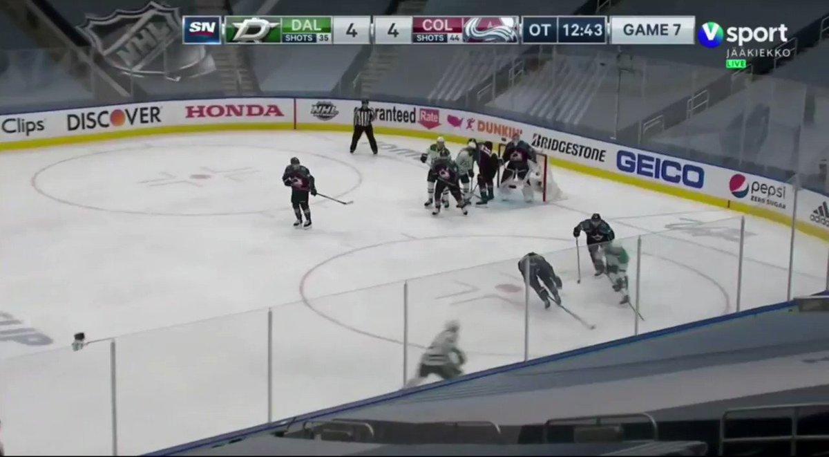 The Finnish goal call of Joel Kivirantas hat trick goal is incredible