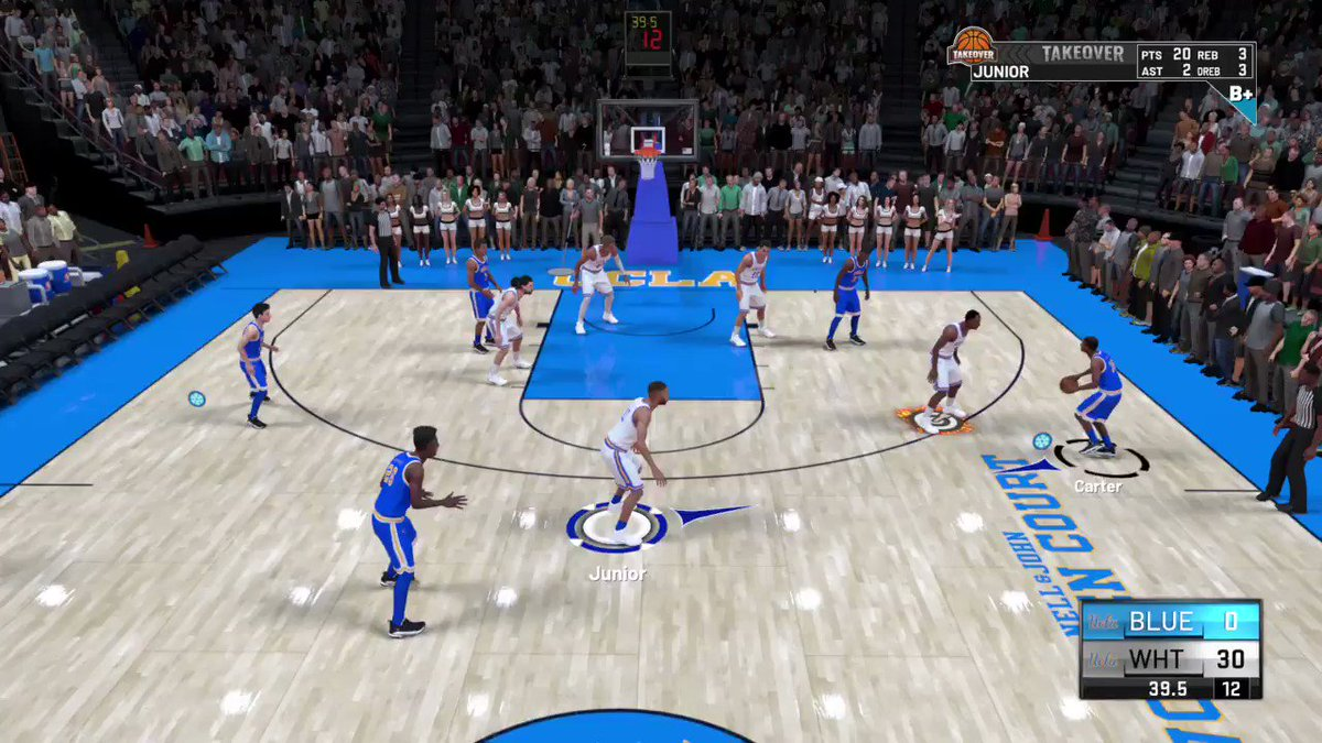 Top play worthy? #2kCommunity #2kTVWOW #ShowYourGame #WhyNot? #NBATogether #NBATwitter #NBA2K21 #PS4share https://t.co/DqNdYMGUjF