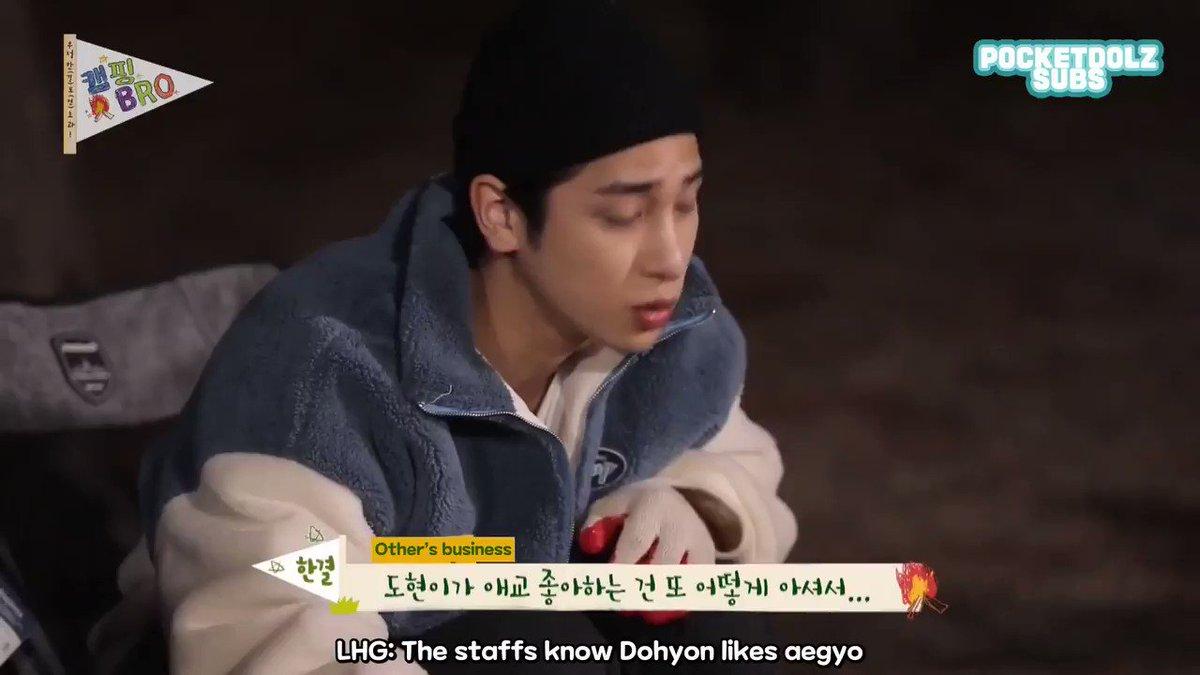 "I Mma HaÉ´vyyl On Twitter Thread H D Camping Bro Episodes With English Subtitles Hnd ̝´í•œê²° ˂¨ë""현 Leehangyul Namdohyon"