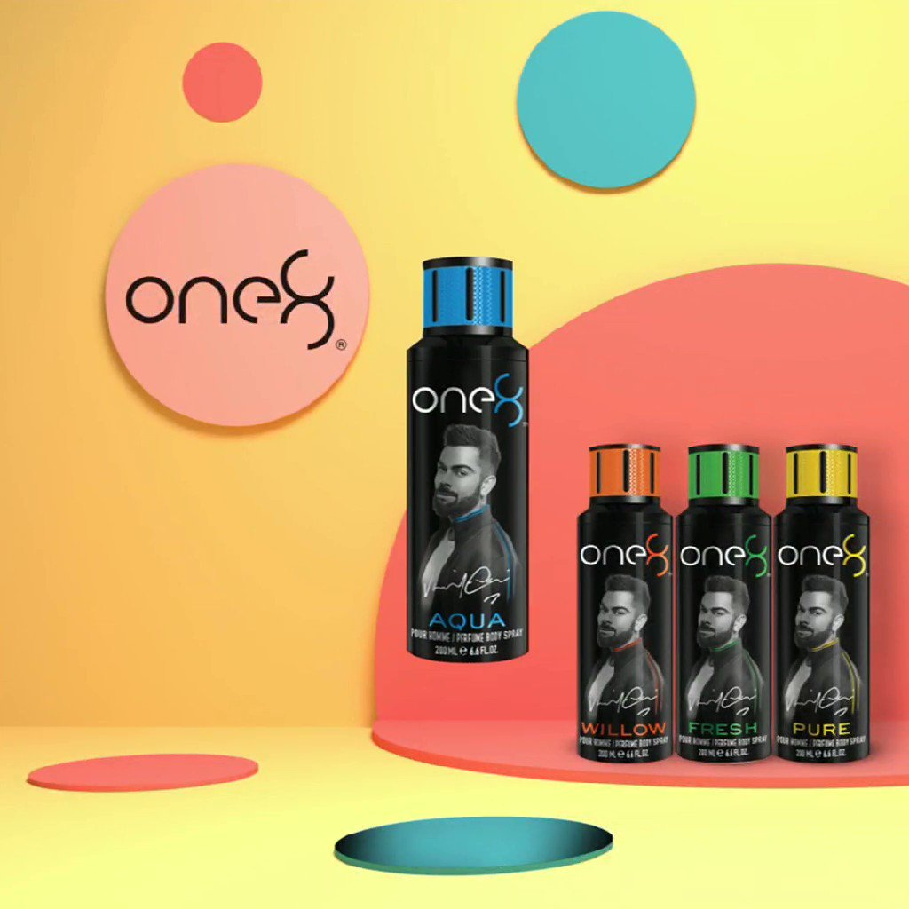 The spirit of performance... bottled!  Amazing combos. Shot down prices. 👌  Get them here:  #one8fragrances@Flipkart @ScentialsWorld