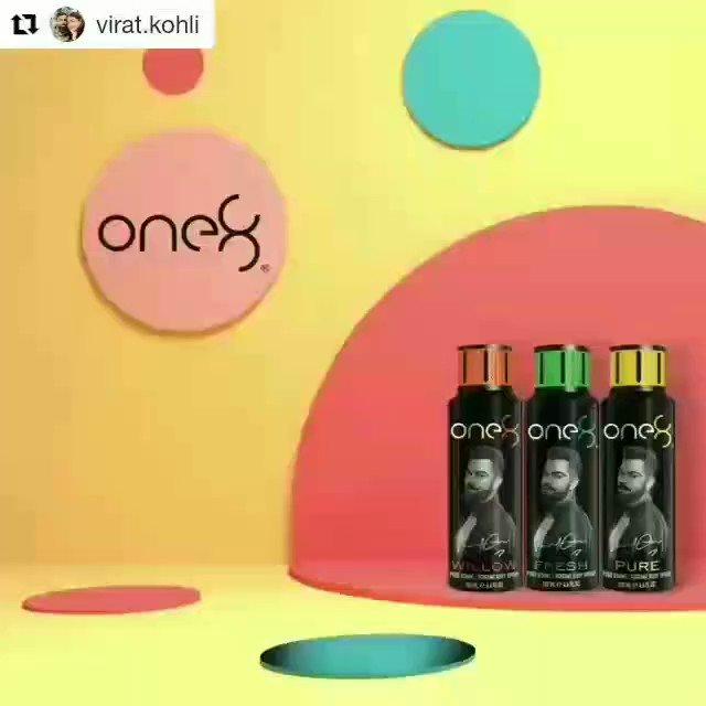 #Repost @imVkohli (@get_repost) ・・・ The spirit of performance... bottled! Amazing combos. Shot down prices. 👌  Get them now! #linkinbio  @Flipkart @ScentialsWorld #one8fragrances