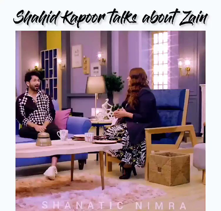 Zain is good looking because good looks is in the genes you know Cc: @shahidkapoor 😍💘🌟 @Shahid_Online @shahidkapoorFC