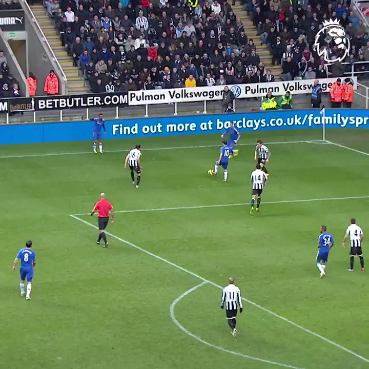 Strike of a baller 💧 @ChelseaFC x #GoalOfTheDay