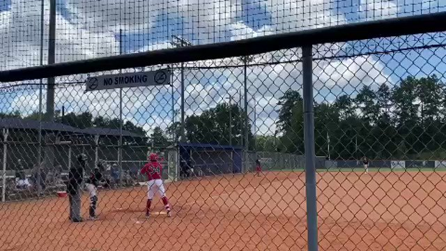 "Jody asked if we could post this with the caption ""no caption needed.""  We got you, Jody! 😎  📹: @jody_murillo  #DeMarini #Baseball https://t.co/R5Q9QJtSYy"