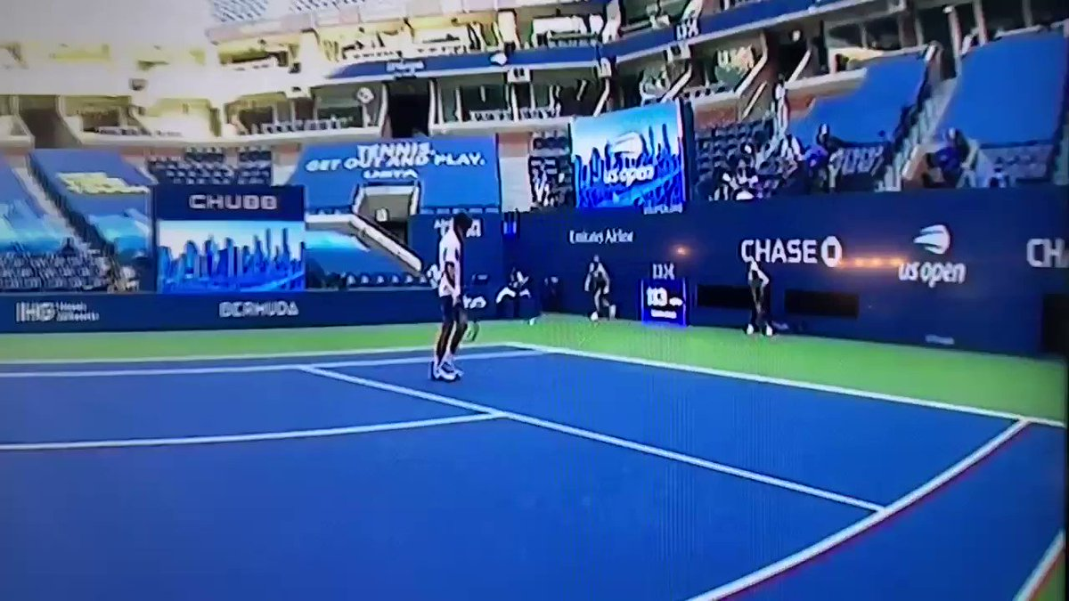 Djokovic's run of form: - organises tournament where everyone gets coronavirus - launches breakaway union that most players don't want - gets disqualified from US Open for hitting a line judge