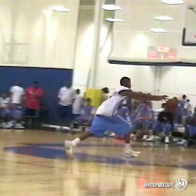First time I filmed @JohnWall back in '07. @JTTerrell5_ with the assist off the board. https://t.co/nQ911KHiyk