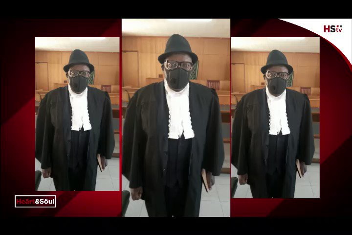 The battle against the recall of @mdczimbabwe MP's continued in the High Court today, lawyer @BitiTendai speaks on the application to recuse the Judge heard today. @bbmhlanga