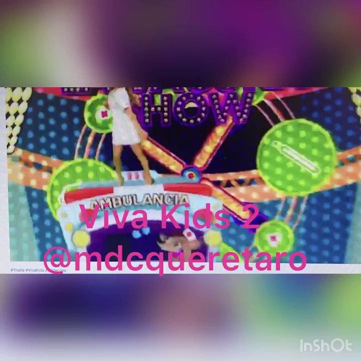 Busca a Thalia en YouTube y escucha sus divertidas canciones de Viva Kids 2!!  #MDCThalia @mdcthalia @mdcqueretaroo #mdcqueretaro  #thalia @thalia #ThaliaMDCContigoSiempreEsta #MDCThaliaQueretaro #VivaKids2 #VK2