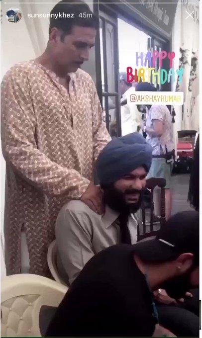 | Happy Birthday Akshay Kumar
