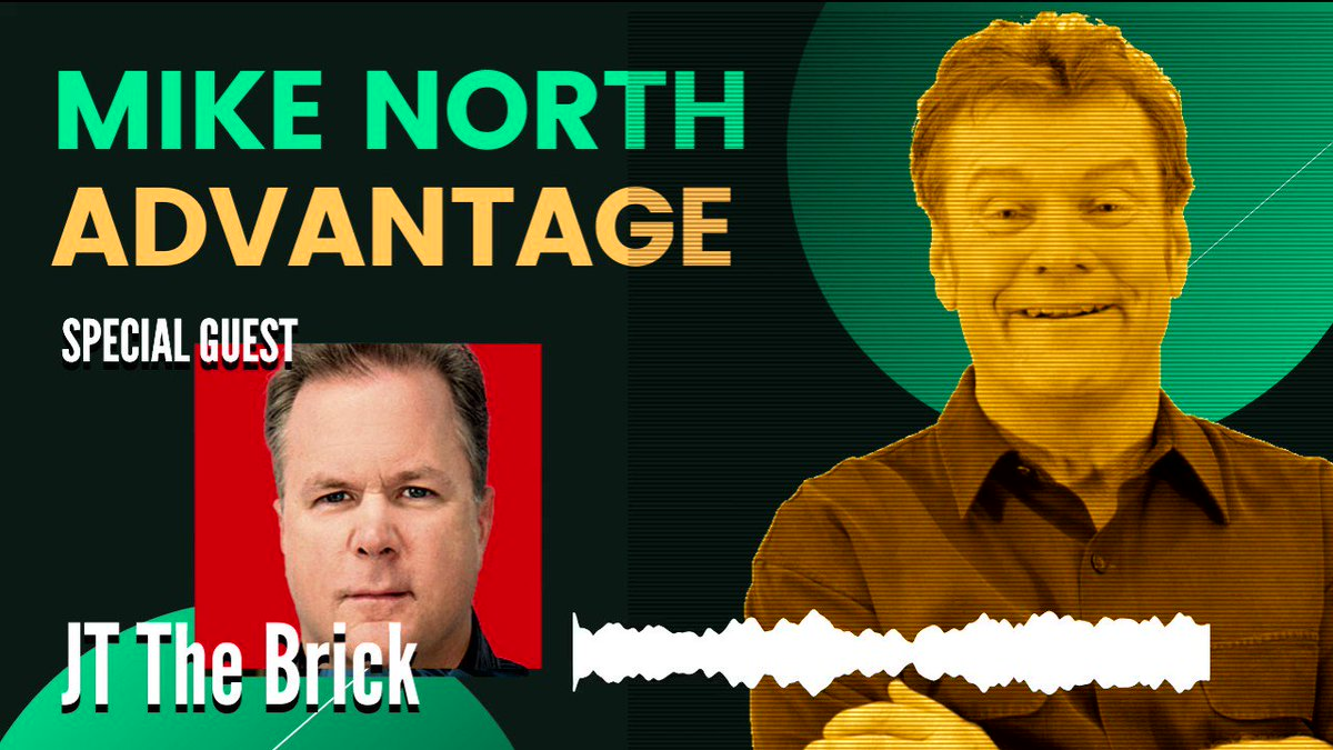 Today on the @North2North ADVANTAGE, @JTTheBrick shared his thoughts on Mitch Trubisky. You agree? To hear the entire interview and get Mikes picks ... iTunes apple.co/2Du7kBN Spotify spoti.fi/33ImyO6 Podbean bit.ly/33DhOcS