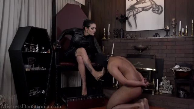 #New #HUMILIATION #Clip Available! Becoming a filth whore for his Mistress clips4sale.com/143325/23814899 #Clips4Sale