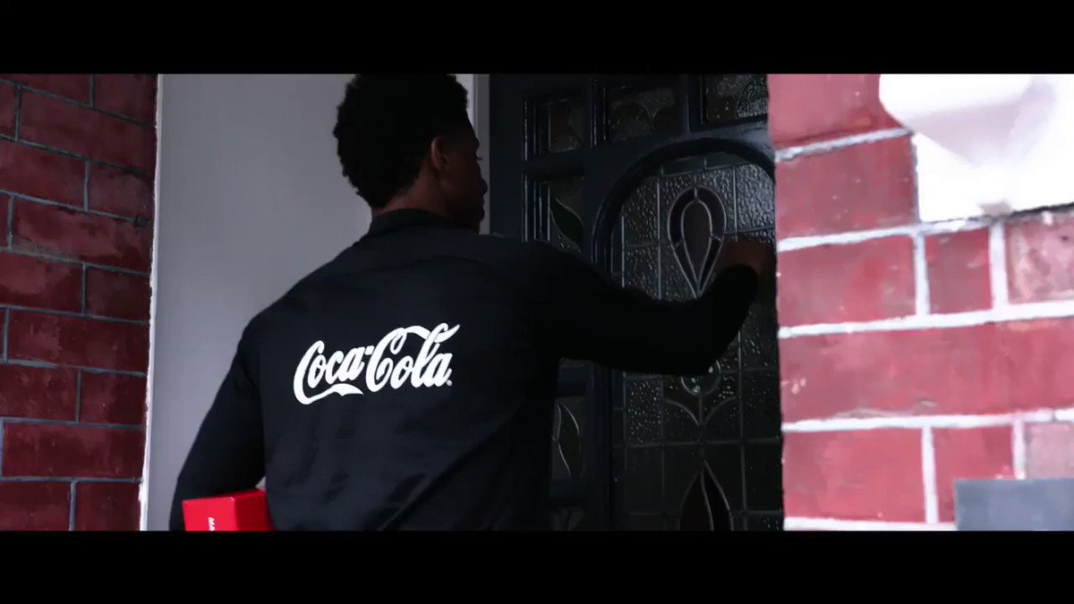 Loved meeting Matt who has been incredible over lockdown, keeping his community active with @StreetGames. Take a look at when I surprised him with @CocaCola_GB to help bring our Home End to him! #HomeEnd #WhereEveryonePlays #ad