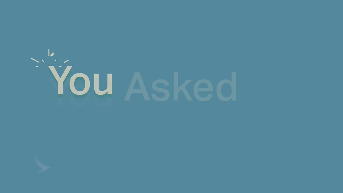 As an airline that cares about sustainable development, we continue to work hard on our environmental footprint wherever we operate. We took some time to answer the top questions #YouAskedUs about sustainability. Watch the full video at: https://t.co/xxVMG0esHo https://t.co/IMfCP5pWCB
