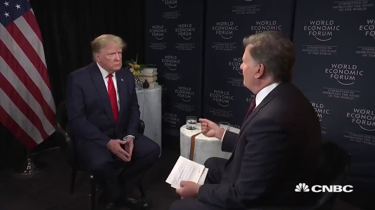 """Asked about #COVID19 one year ago today, President Trump said, """"We have it totally under control."""""""