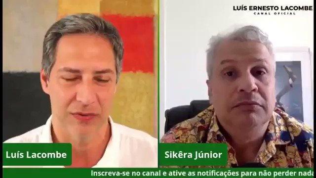 """Lacombe @luislacombereal para @sikerajr : """"qual o erro do governo Bolsonaro?"""" 👊 https://t.co/s7G66DBLzc"""
