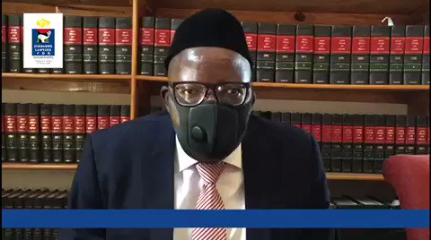 Justice Mushore summons AG Adv Machaya to appear in court Tuesday to respond to application filed by @BitiTendai of @ZLHRLawyers on behalf of @wateralliancez @CHRA_Zim & MP Allan Markham seeking an order compelling Zim authorities to enact laws necessary to actualise devolution.