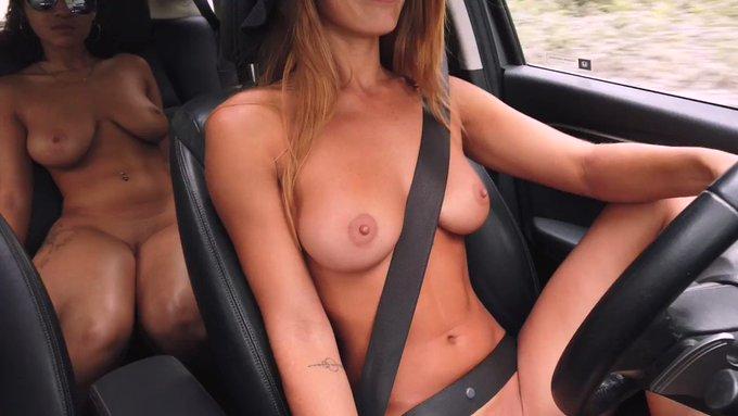 Naked driving on a bumpy road 😝 https://t.co/kzc0SjSKfK