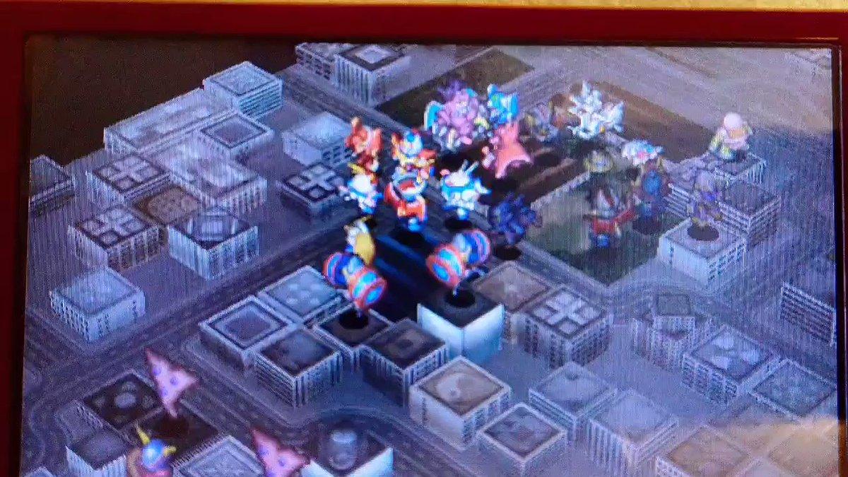 Image for the Tweet beginning: メタ発言をするケーンさん  #スーパーロボット大戦MX