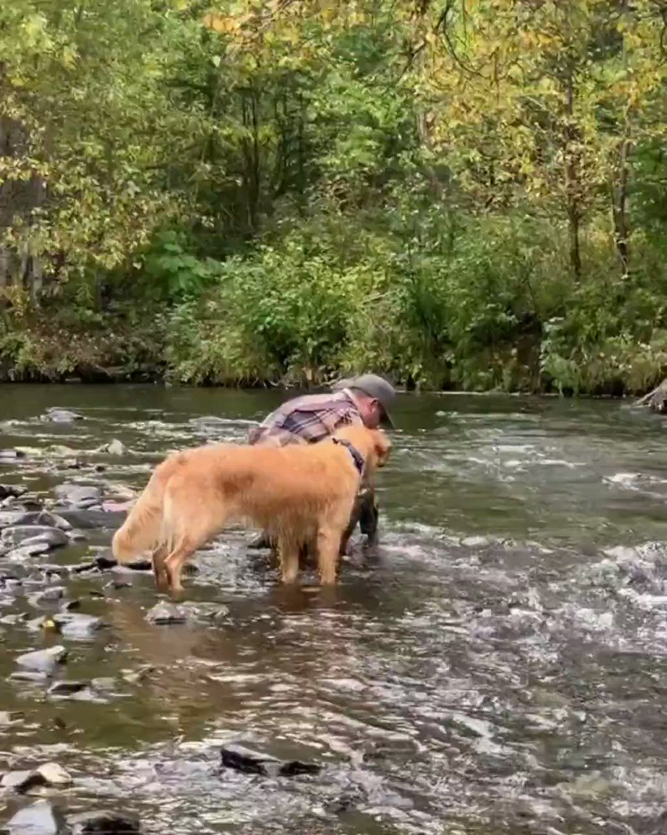 Let me show you how it's done dad! 🎣😁
