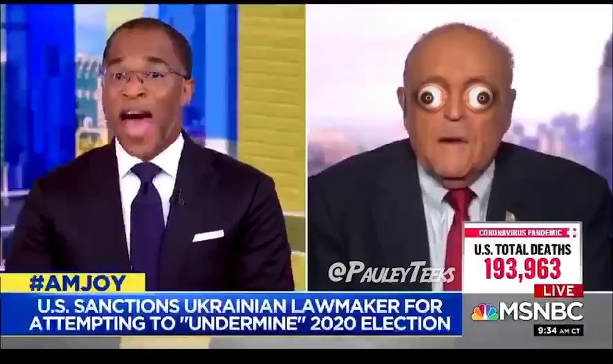 Rudy found Trump's Adderall stash