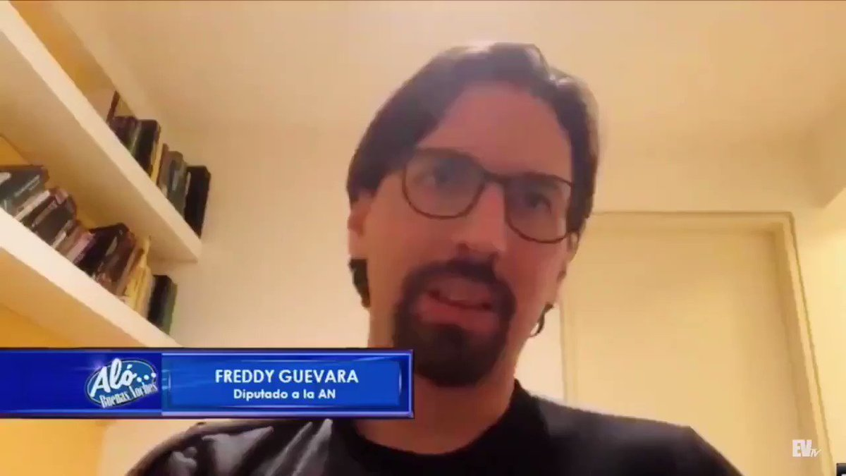 """This is what we call the fake opposition in Venezuela 🇻🇪 """"Deputy @FreddyGuevaraC """"In Venezuela there is still no totalitarianism."""" What do you think?"""" -@MaihenH #Totalitarianism  https://t.co/oG55TUoP3E"""