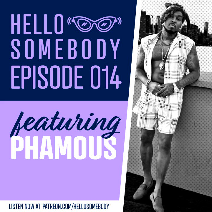 Hip Hop's roots have always been political. From Chuck D to Tupac and Lauryn Hill, it has given voice to those made to feel invisible. Patreon listeners, this week's ep gives you early access to our BRAND NEW theme song by Phamous. Go give it a listen 🎧 patreon.com/hellosomebody
