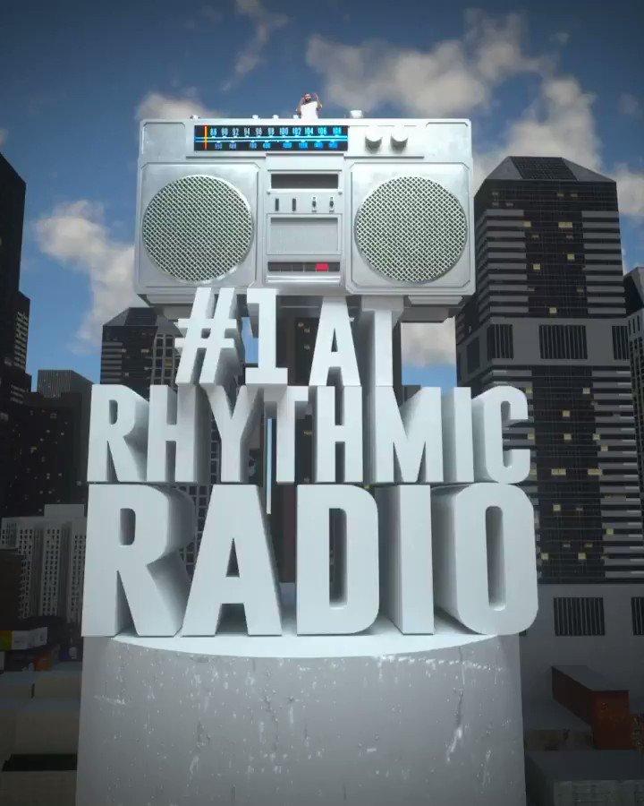 """RT djkhaled """"#FANLUV THANK U !  #POPSTAR #1 AT RHYTHM 📻😤 #WTBOVO @Drake 🦉🔑  KHALED KHALED THE ALBUM COMING! 🌎  #WETHEBEST ! """""""