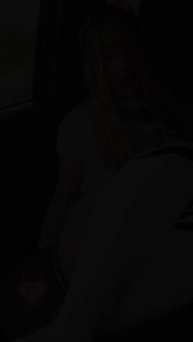Got a new video! Had some fun in my car this past weekend :D  Full video is on my chaturbate and pornhub