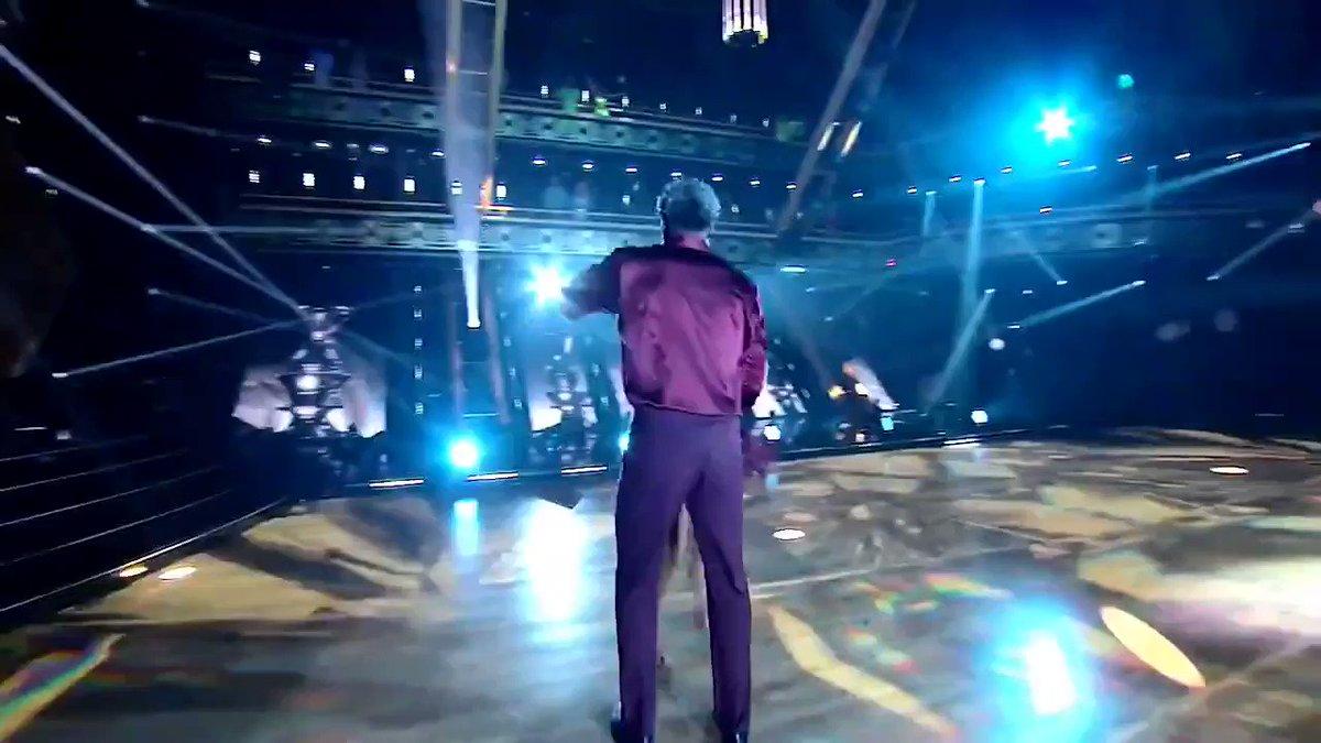 Nominee #2 – Charles Oakley on DWTS 📹: @DancingABC