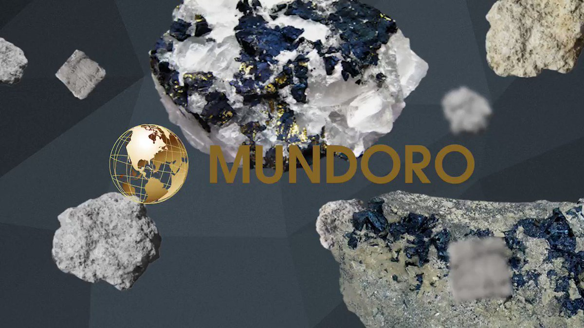 Image for the Tweet beginning: Meet #Mundoro Geologist and Project