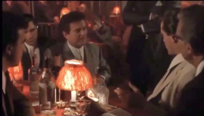"""30 years ago this weekend """"Goodfellas"""" was released in theatres. Top five movie of all-time.     https://t.co/5jXP9TFUNk"""
