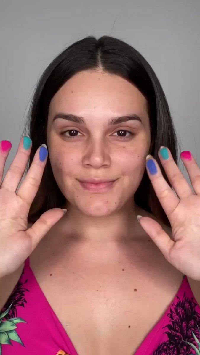 10 seg vs 3 horas de maquiagem. Com qual vc se identifica mais? 😁🦋💖