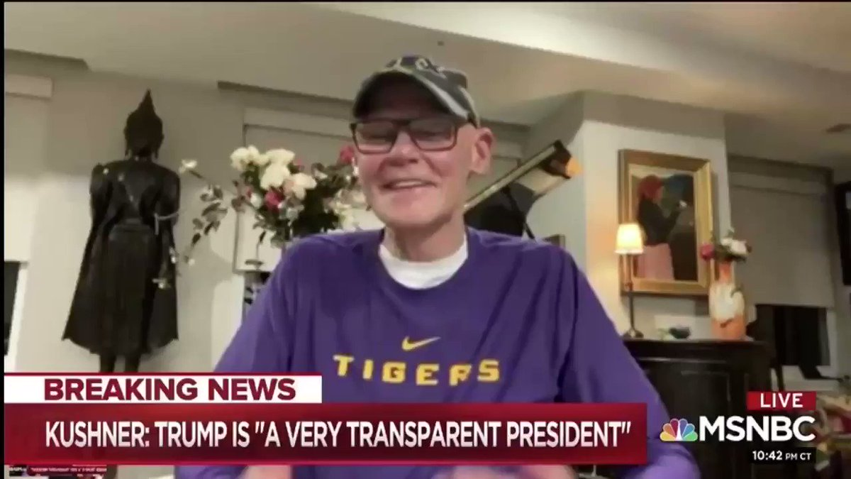 Carville: Jared is not going to do well in jail