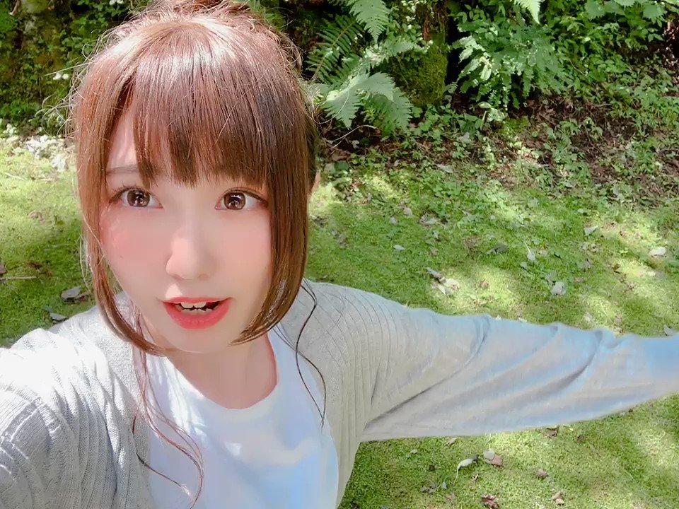 MV撮影中  「天気いい♪」  時に撮れたもの   #やさしさの名前 #鈴木愛奈