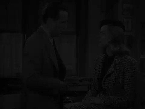 The Big Sleep (Howard Hawks, 1946).  You like to play games, don't you?  #LaurenBacall #HumphreyBogart https://t.co/JLm6JquAqW