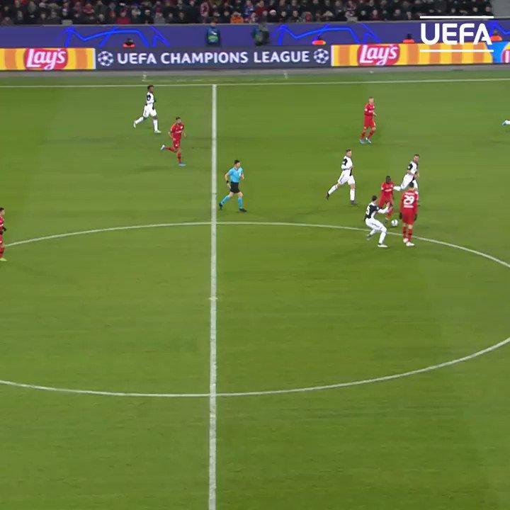 A glimpse of Merih Demiral's talent against Leverkusen 👊  𝗔𝗹𝗹 𝘁𝗵𝗲 𝗮𝘁𝘁𝗿𝗶𝗯𝘂𝘁𝗲𝘀 ...  #UCL https://t.co/Nn2RFFxfu6 https://t.co/xNM0cT4GhC