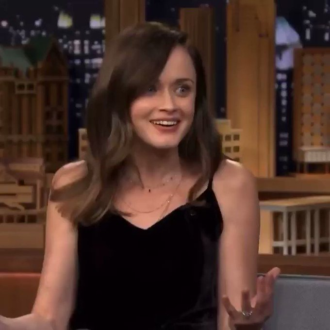 Happy birthday to emmy winner alexis bledel