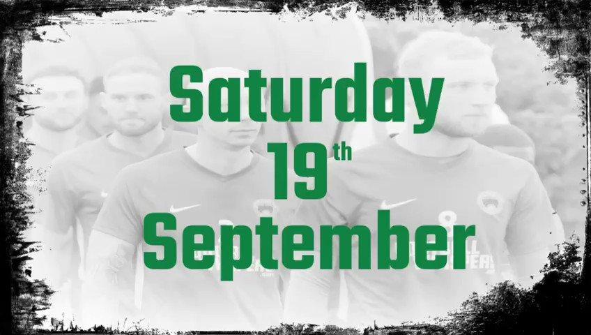 Image for the Tweet beginning: The Swans 1st team return