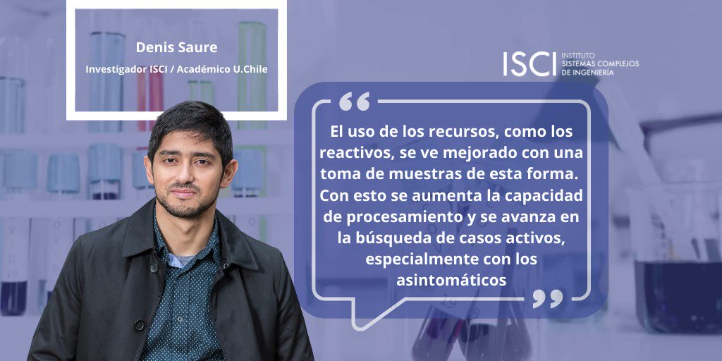 Image for the Tweet beginning: Investigador ISCI y académico de