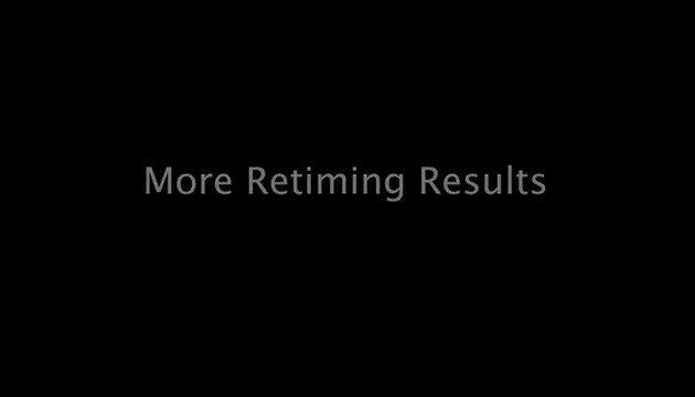 動画内の一部分だけの人間の時間の流れを操作して、違和感なく新しい動画にする研究一部の人だけの時間を止めたり、逆に時間の流れを早くしたりと見ていて面白いLayered Neural Rendering for Retiming People in Video