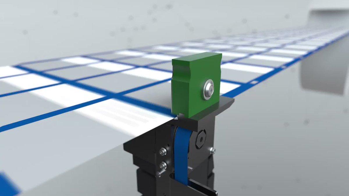 Image for the Tweet beginning: Hunkeler Gen8 Cutter CS8 with
