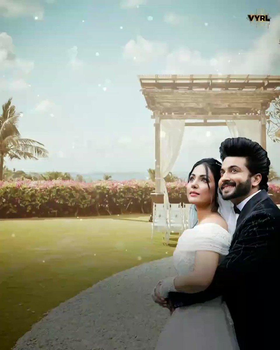 Waqt ne the diye humko jitne zakham, tere aane se woh sil gaye... ❤️  10 Million+ views on #HumkoTumMilGaye already! Who are you dedicating this song to? ✨  @VishalMMishra @eyehinakhan @DheerajDhoopar @nahkfira   #VYRLOriginals #VishalMishra #HinaKhan #DheerajDhoopar