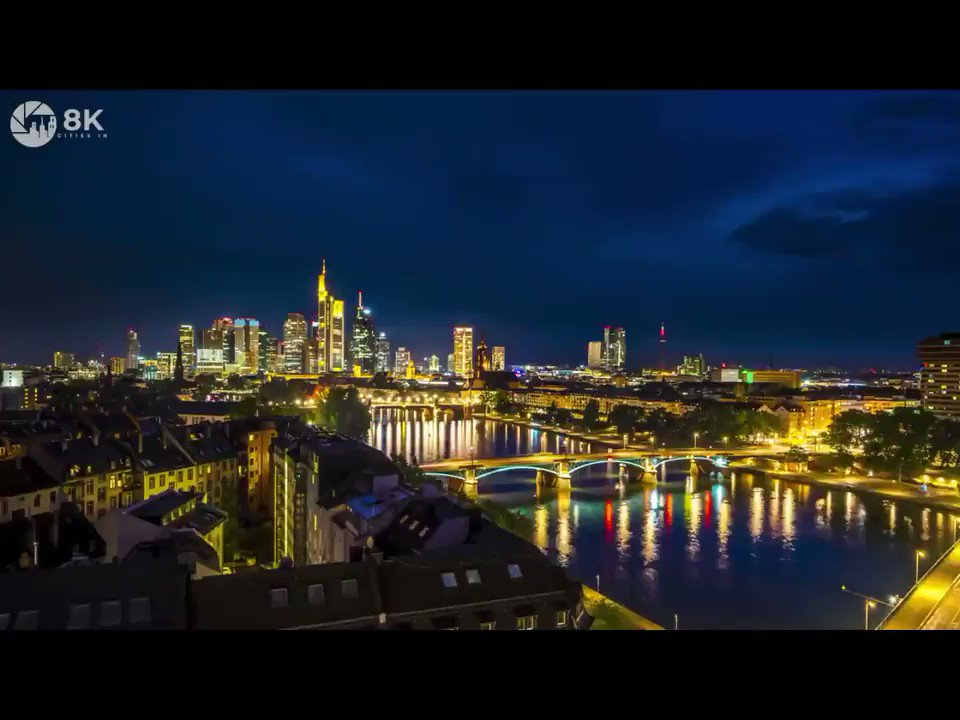 Image for the Tweet beginning: FRANKFURT, GERMANY  🇩🇪   #Frankfurt