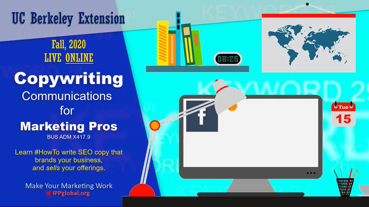 @BerkeleyData Learn #howto SELL your #DataScience apps with Marketing #Copywriting content that motivates RESPONSE: extension.berkeley.edu/search/publicC…